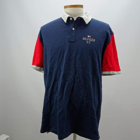 Tommy Hilfiger Other - Tommy Hilfiger Custom Fit Men's Polo Shirt XXL NWT